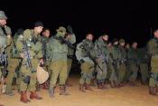 Soldats de la Brigade Kfir