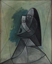 """""""Buste de Femme"""", de Pablo Picasso"""