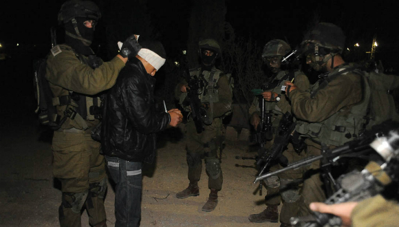 Arrestation d'un terroriste du Hamas en Judée-Samarie