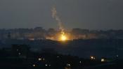 Tir de roquette sur le sud d'Israël