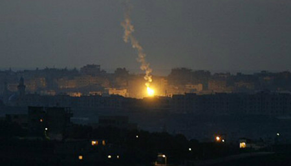 Une roquette frappe le sud d'Israël
