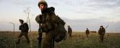 Exercice du bataillon Herev sur le plateau du Golan