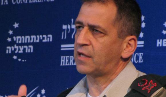 Le Chef de la Branche des Renseignements Militaires, Général Avi Kochavi