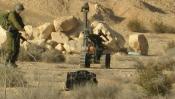 Des soldats du Corps du Génie militaire ont neutralisé l'engin explosif