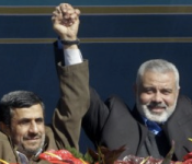 Haniyeh en Iran