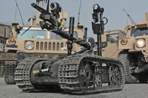 Armée de robots les cinq plus incroyables technologies utilisées