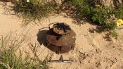 Engin explosif placé près de la clôture de sécurité de la bande de Gaza