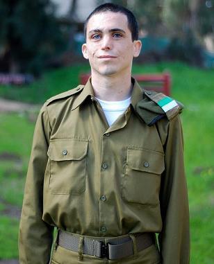 Oren Almog, rescapé d'un attentat, aujourd'hui soldat dans Tsahal