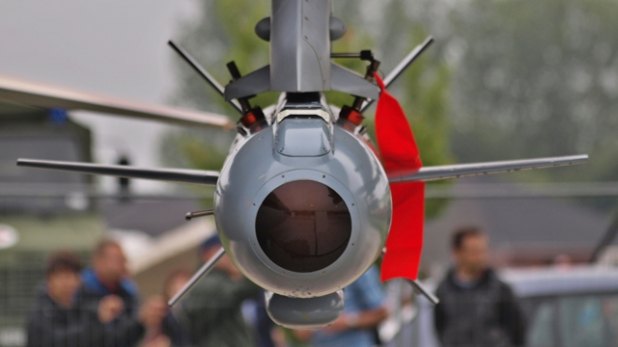 Le missile Delilah «L'arme la plus étonnante au sein de l'armée de l'air aujourd'hui»