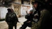Soldats déployés à Hebron
