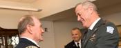 Le Lieutenant-général Gantz et le Général Dempsey à Washington