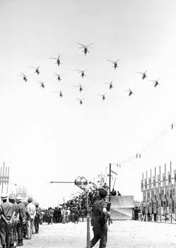 Parade de la journée de l'Indépendance. 6.5.1965