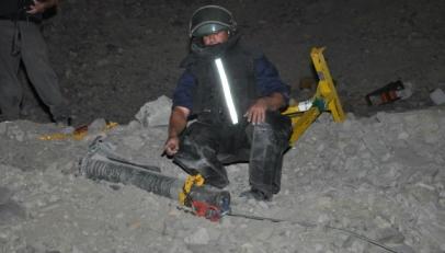 Les forces de sécurité israéliennes déployées à Eilat