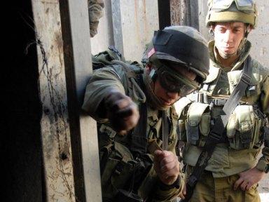 Soldats du Corps du Génie militaire - Source : Magazine des forces terrestres de Tsahal