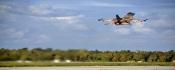 L'armée de l'air ne protège pas que le ciel, mais aussi l'environnement