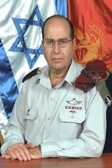 Le Lieutenant-général Moshé Ya'alon