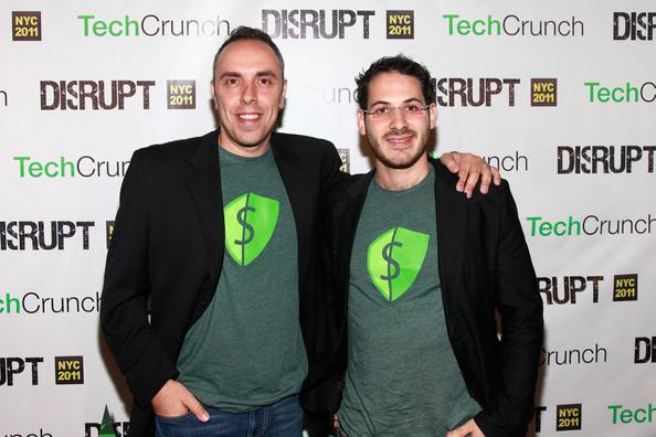 Raphaël Ouzan et Yaron Samid