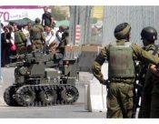 Des démineurs en action. source : AFP