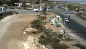 Le carrefour de Gush Etzion