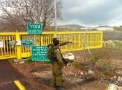 Des soldats de Tsahal à la frontière israélo-libanaise.