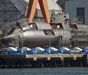 """""""Le sous-marin va amplifier les capacités de Tsahal"""" (Crédit: AP)"""